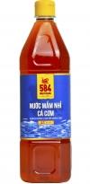 Nước mắm Nhỉ Cá cơm - 25 độ đạm (1 Lít)